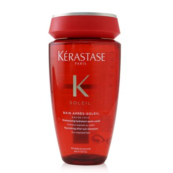 Kerastase Soleil Bain Après-Soleil Nourishing After-Sun Shampoo (Sun-Exposed Hair)
