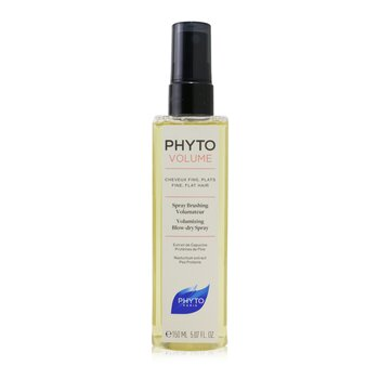 Phyto PhytoVolume Volumizing Blow-Dry Spray (Fine, Flat Hair)