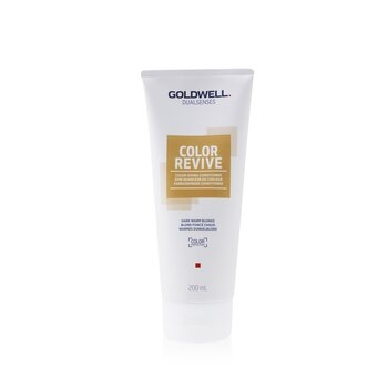 Goldwell Dual Senses Color Revive Color Giving Conditioner - # Dark Warm Blonde