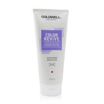 Goldwell Dual Senses Color Revive Color Giving Conditioner - # Light Cool Blonde
