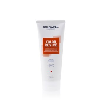 Goldwell Dual Senses Color Revive Color Giving Conditioner - # Warm Red