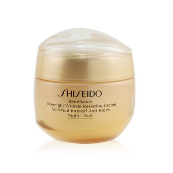 Shiseido Benefiance Overnight Wrinkle Resisting Cream