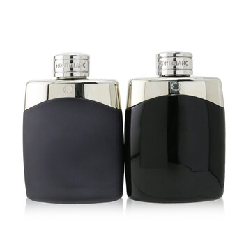 Montblanc Legend Coffret: Eau De Toilette Spray 100ml + After Shave Lotion 100ml