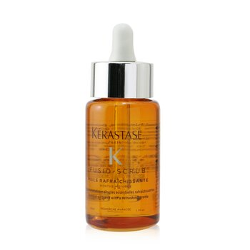 Kerastase Fusio-Scrub Huile Rafraichissante Essential Oil Blend with A Refreshing Aroma