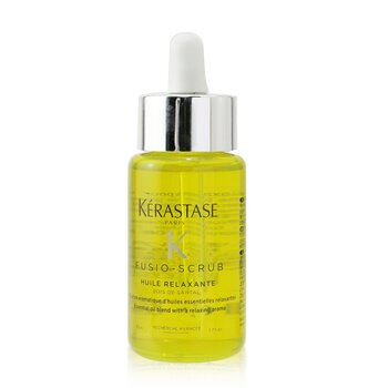Kerastase Fusio-Scrub Huile Relaxante Essential Oil Blend with A Relaxing Aroma