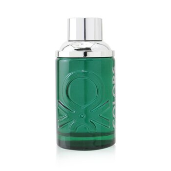 Benetton Colors Green Eau De Toilette Spray