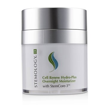 Stemology Cell Renew Hydro-Plus Overnight Moisturizer (Exp. Date 05/2021)