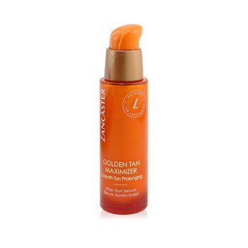 Lancaster Golden Tan Maximizer 1 Month Tan Prolonging After Sun Serum
