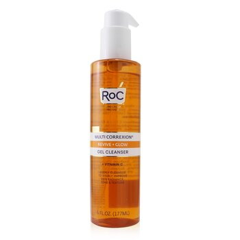 ROC Multi Correxion Revive + Glow Gel Cleanser