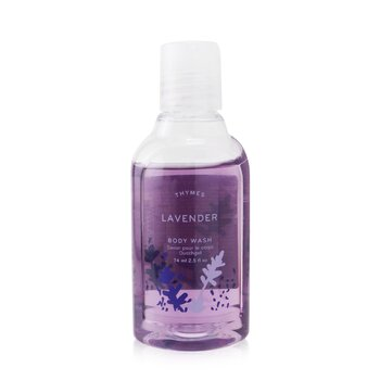 Thymes Lavender Petite Body Wash