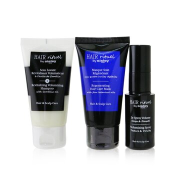 Sisley Hair Rituel by Sisley Turn Up The Volume Kit