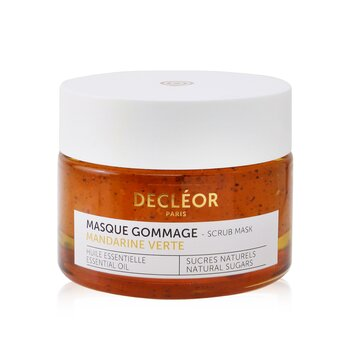 Decleor Green Mandarin Glow Scrub Mask (Box Slightly Damaged)