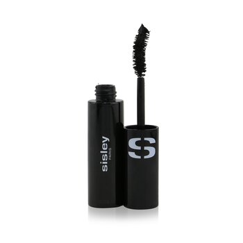 Sisley So Curl Mascara Curling & Fortifying - #01 Deep Black (Box Slightly Damaged)