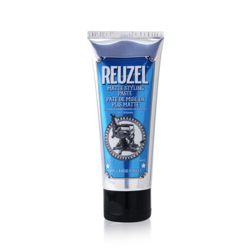 Reuzel Matte Styling Paste (Medium Hold, No Shine, Water Soluble)