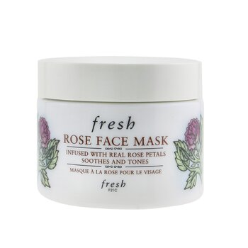 Fresh Rose Face Mask (Limited Edition)