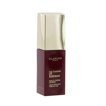 Clarins Lip Comfort Oil Intense - # 08 Intense Burgundy