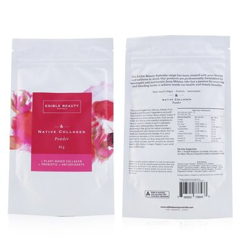 Edible Beauty Native Collagen Powder (Exp. Date: 07/2021)