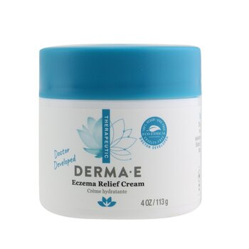 Derma E Therapeutic Eczema Relief Cream