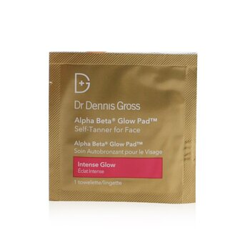Dr Dennis Gross Alpha Beta Glow Pad For Face - Intense Glow