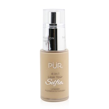 PUR (PurMinerals) 4 in 1 Love Your Selfie Longwear Foundation & Concealer - #LP5 Ivory (Fair Skin With Pink Undertones)