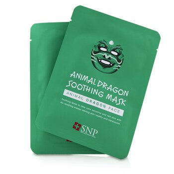 SNP Animal Dragon Soothing Mask (Exp. Date: 03/2021)