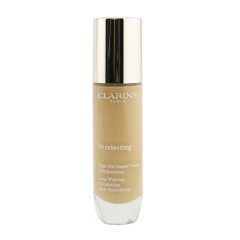 Clarins Everlasting Long Wearing & Hydrating Matte Foundation - # 112.3N Sandalwood