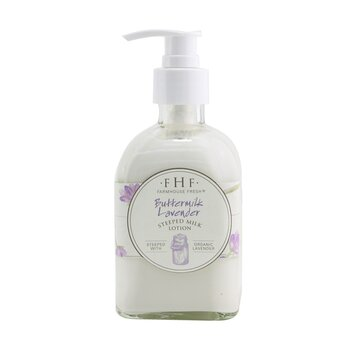 Farmhouse Fresh Steeped Milk Lotion - Buttermilk Lavender (Unboxed)