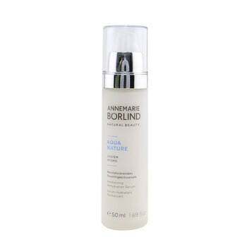 Annemarie Borlind Aquanature System Hydro Revitalizing Rehydration Serum - For Dehydrated Skin