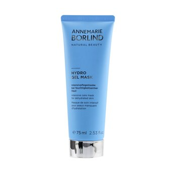 Annemarie Borlind Hydro Gel Mask - Intensive Care Mask For Dehydrated Skin