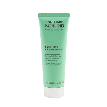 Annemarie Borlind Sensitive Cream Mask - Intensive Care Mask For Sensitive Skin