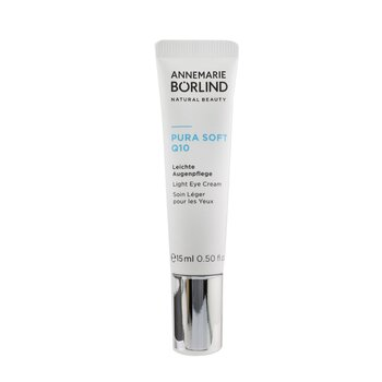 Annemarie Borlind Pura Soft Q10 Light Eye Cream