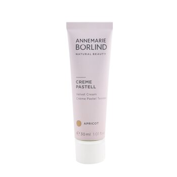 Annemarie Borlind Velvet Cream - # Apricot