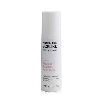 Annemarie Borlind Fruit Acid Exfoliant