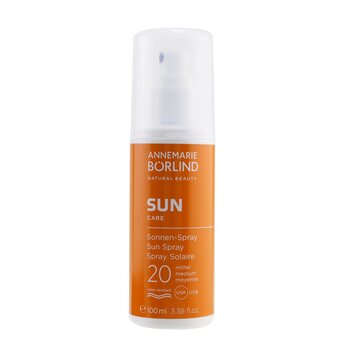 Annemarie Borlind Sun Care Sun Spray SPF 20