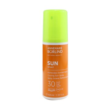 Annemarie Borlind Sun Sport Cooling Sun Spray SPF 30