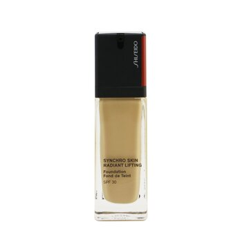 Shiseido Synchro Skin Radiant Lifting Foundation SPF 30 - # 330 Bamboo