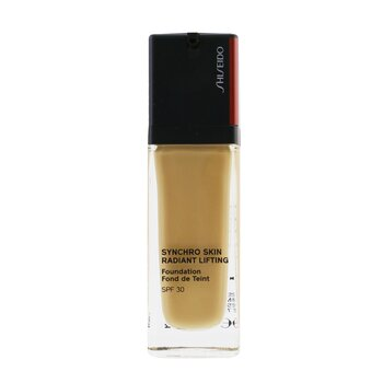 Shiseido Synchro Skin Radiant Lifting Foundation SPF 30 - # 350 Maple