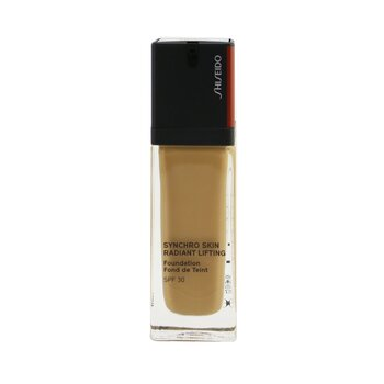 Shiseido Synchro Skin Radiant Lifting Foundation SPF 30 - # 360 Citrine