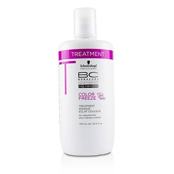 Schwarzkopf BC Color Freeze Treatment - For Coloured Hair (Exp. Date: 10/2018)