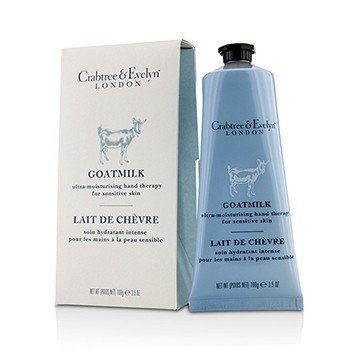Crabtree & Evelyn Goatmilk Ultra-Moisturising Hand Therapy -For Sensitive Skin