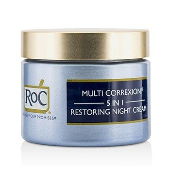 ROC Multi Correxion 5 in 1 Restoring Night Cream (Unboxed)