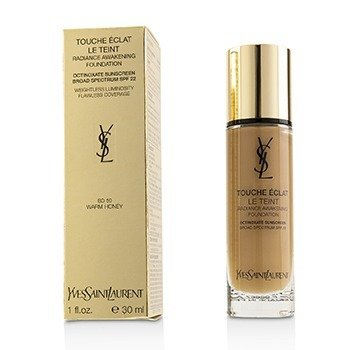 Yves Saint Laurent Touche Eclat Le Teint Radiance Awakening Foundation SPF22 - #BD50 Warm Honey