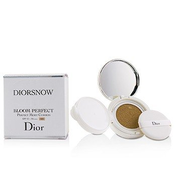 Christian Dior Bloom Perfect Brightening Perfect Moist Cushion SPF50 With Extra Refill - # 020