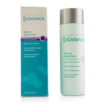 Exuviance Moisture Balance Toner (Box Slightly Damaged)