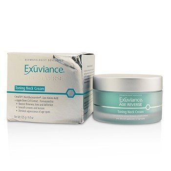 Exuviance Age Reverse Toning Neck Cream (Box Slightly Damaged)