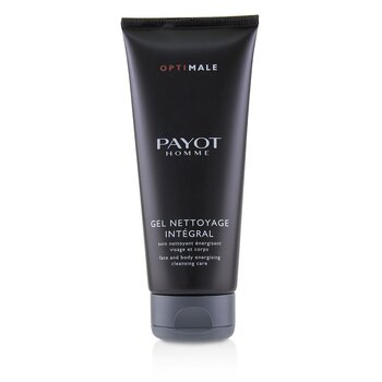 Payot Optimale Homme Face & Body Energising Cleansing Care