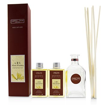 Carroll & Chan (The Candle Company) Reed Diffuser - White Michelia