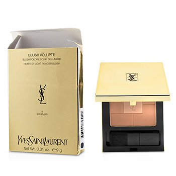 Yves Saint Laurent Blush Volupte - #09 Bohemian (Box Slightly Damaged)