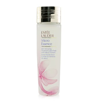 Estee Lauder Micro Essence Skin Activating Treatment Lotion Fresh with Sakura Ferment