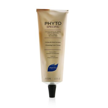 Phyto Phyto Specific Cleansing Care Cream (Curly, Coiled, Relaxed Hair)